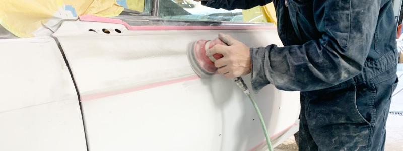 車のへこみ修理業者の圧倒的技術力と徹底された育成