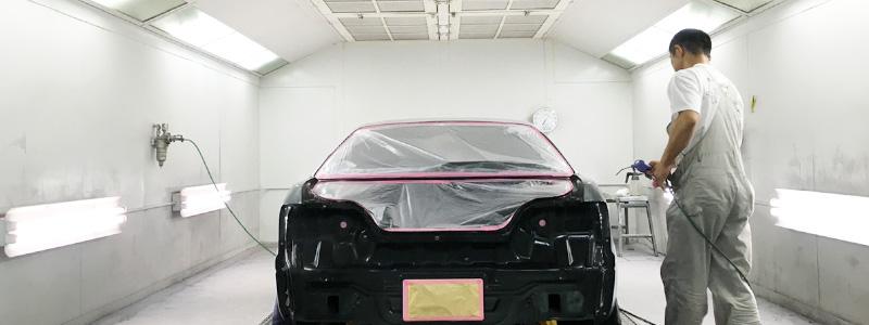 車のへこみ修理業者は国産車・外車(輸入車)問わず施工