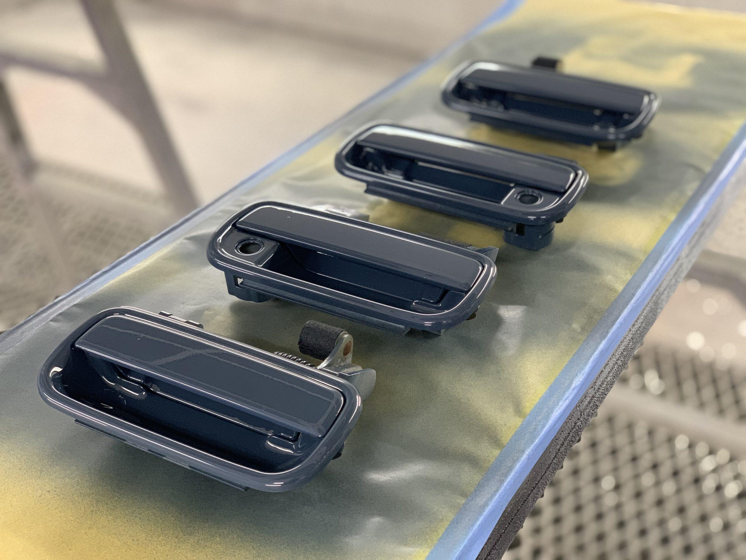 トヨタハイラックスサーフの2コート塗装3
